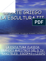 3.5.Arte Griego Escultura III
