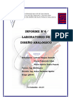 Laboratorio No 4