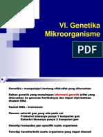 Bab Vi. Genetika Mo