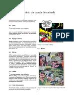 Glossário Da Banda Desenhada