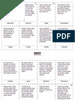 NPC PrintPlay Deck