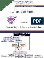 FARMACOTECNIA sesion 3