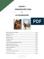 La Organizacion Taina y La Colonizacion_2