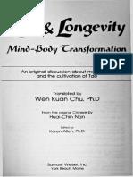 Tao and Longevity
