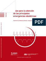 Clap1594 Emergencias Obstetricas