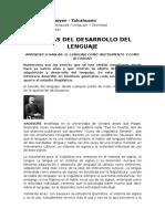 Teorc3adas Del Desarrollo Del Lenguaje (1)