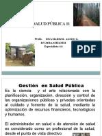 Identificacion de Necesidades Salud Publica