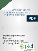 Ptcl(Project)