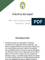 Industria Del Papel