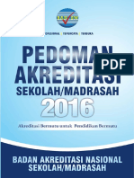 Pedoman Akreditasi 2016