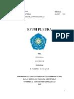 Refarat Efusi Pleura Faisal
