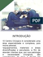Clinica Cirúrgica 1