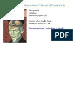 Personas Racionalidad y Tiempo Derek Parfit Id54541