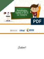 Reporte Etc Guajira 2015