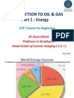 Introduction to Oil Gas Part 1