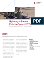 High Integrity Pressure System Hipps