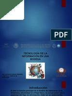 Tecnologia de La Información de Una Bodega