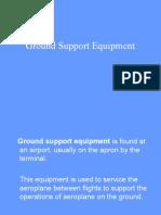 13=Ground Support Equipment