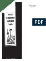 Navarro Góngora, José. Tecnicas y Programas en Terapia Familiar-12
