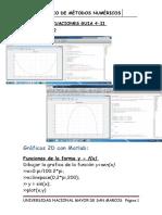 Raices de Ecuaciones Guia 4 - II Laboratorio (1)