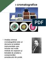 Metode cromatografice