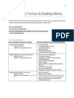 Peace Corps OST Schematic for Sectors & Building Blocks
