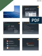 1 Si Solar PV Tech Intro