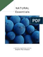 NATURAL Essentials.pdf
