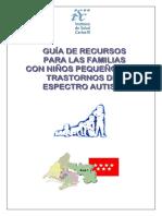 7.Guia de Recursos Para Las Familias Con Niños Pequeños Con Trastornos Del Espectro Autista. Instituto de Salud Carlos III