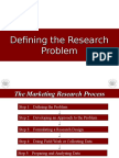 Defining Research Problem