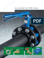 Pegler HVAC Valves Brochure