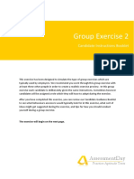 GroupExercise2 Instructions