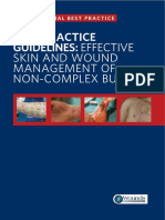 Wound International Best Practice Guidelines Non Complex