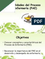 Clase 12. Generalidades PAE