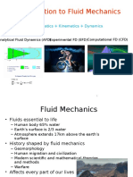 Module 1 - Introduction to Fluid Mechanics