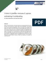 FoodIngredientsFirst-technicel Paper SANACEL Download