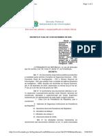 Decreto Nº 5584 de 18 Nov 2205