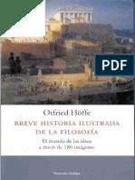 Breve Historia Iilustrada de La Filosofia Otfried Hoffe