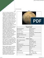 Mars - Wikipedia, Slobodna Enciklopedija