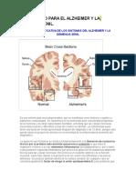 Tratamiento Para El Alzheimer y La Demencia Senil