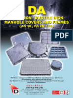 Manhole Cover Catalogue