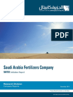Saudi Arabia Fertilizers Company