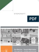 Stepcraft Brochure