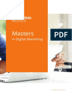DMI Masters in Digital Marketing
