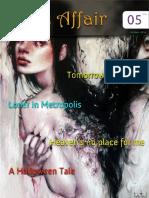 Issue 5 October-Indie Affair