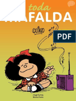 Toda Mafalda - Da Primeira à Última Tira