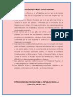 Liz Esteban Campos - Organización Politica Del Estado Peruano