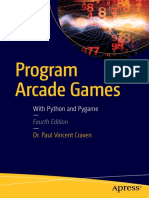Making Games With Python and Pygame | Shell (Computing) | Operating