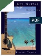 Daniel Ho - Slack Key Guitar the G Kilauea Tuning