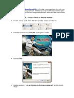Cara install PES 2013 dan Packx.docx